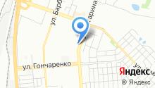 Центр занятости населения г. Челябинска на карте