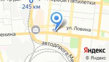 Ander на карте