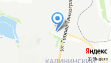Комфорт Авто на карте