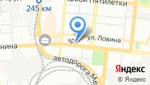 Фанера на карте