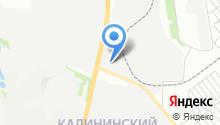 BZ-auto на карте