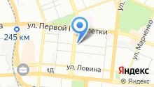 Cybercity на карте