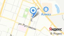 АСК Сервис на карте