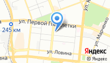 Омега Про на карте