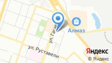 Политех на карте