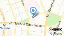 ГазМанСервис на карте