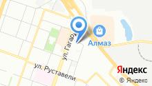 Алан-мебель на карте