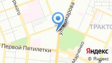 74dom.ru на карте