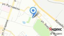 Acces3i на карте