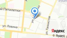 CARPAY74 на карте