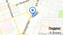 Bagemot на карте