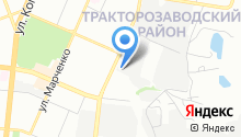 ChelAvtoCom на карте