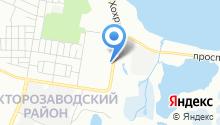 """""""Уралкомплект"""" на карте"""