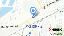 AvtoVIN на карте