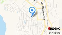 Многофункциональный комплекс, МУП на карте