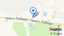 Компания по продаже и ремонту автостекол на карте