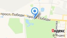 Гавар на карте