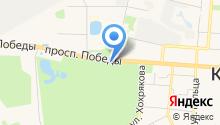 S club на карте