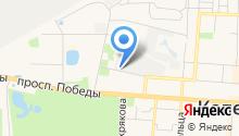 Оkey на карте