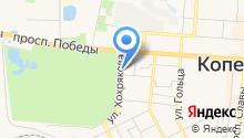 Альтфарм на карте
