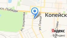 МРТ-Урал на карте