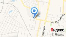 SIP панель на карте