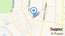 Копейская техническая школа ДОСААФ России на карте