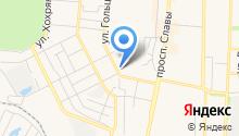 Копейская техническая школа на карте