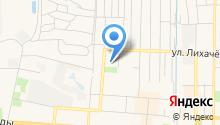 Средняя общеобразовательная школа №44 им. С.Ф. Бароненко на карте