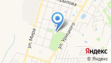 Дворец культуры им. П.П. Бажова на карте