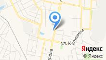 Уралавтострой-Челябинск на карте