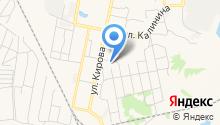 Отдел вневедомственной охраны по г. Копейску на карте
