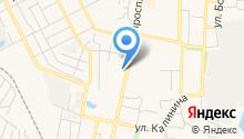 Копейское отделение федерации кикбоксинга по Челябинской области на карте