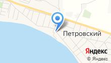 Петровский сельский дом культуры на карте
