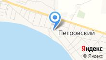 Скайс на карте