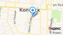 Банкомат, КБ Восточный банк, ПАО на карте