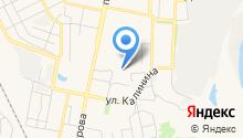ЛёВик на карте