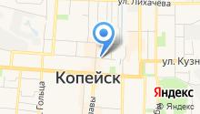 Эском-К на карте