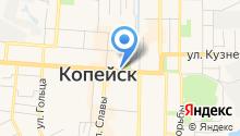 Sportcity74.ru Копейск на карте