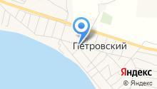 Администрация Озерного сельского поселения на карте