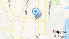 Пятая авеню на карте