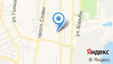 Пуговка+ на карте