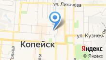 Фирма Челябстройподрядчик на карте
