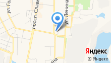 Ёлка на карте