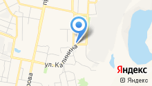 Продуктовый магазин на карте