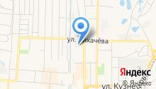 Копейский молочный завод на карте