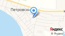 RK на карте
