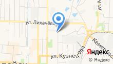 Областная клиническая специализированная психоневрологическая больница №1 на карте