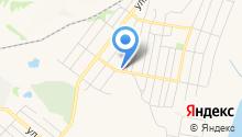 Средняя общеобразовательная школа №43 на карте