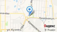 АЗС Vintek на карте